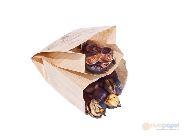 Bolsas papel para castañas