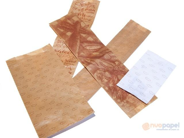 Bolsas de papel genéricas